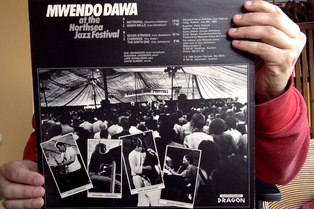 Mwendo Dawa Live North Sea Jazz Back