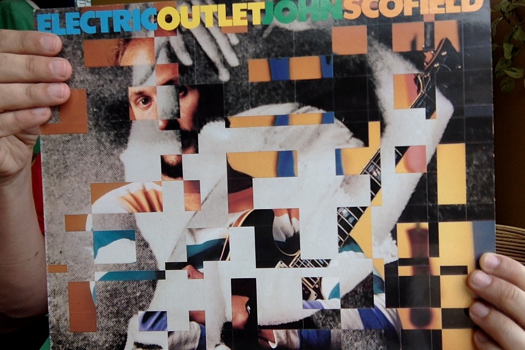 John Scofield 1984 Electric Outlet album