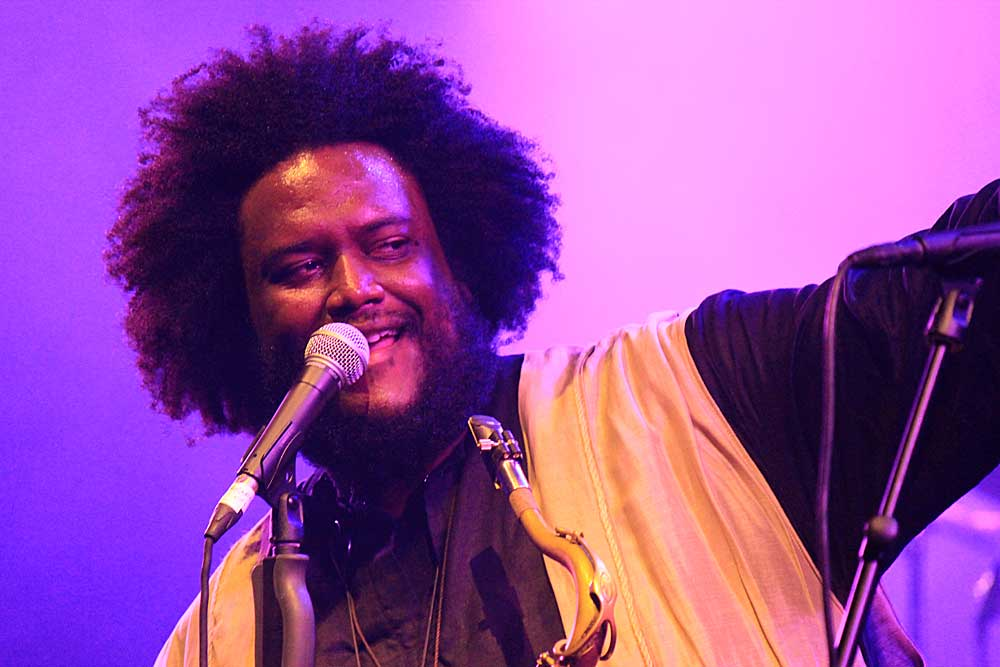 Kamasi Washington - Ghent Jazz 2017