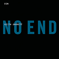 Keith Jarrett No End album cover