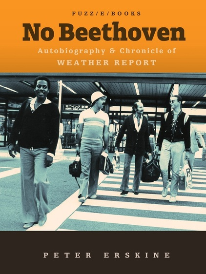 Peter Erskine e-book No Beethoven