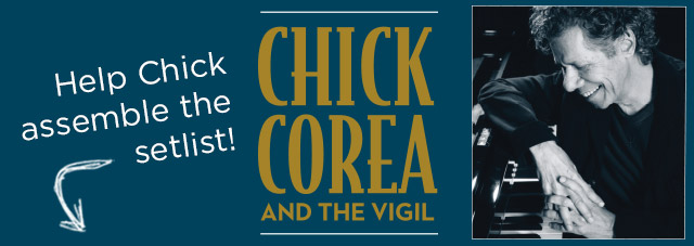 Chick Corea and the Vigil