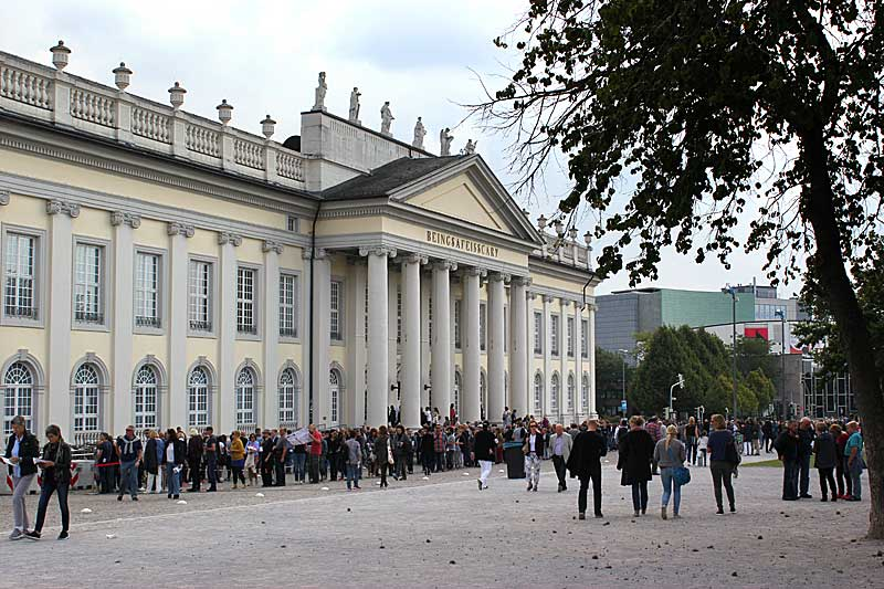 Fridericianum: as always at the heart of documenta