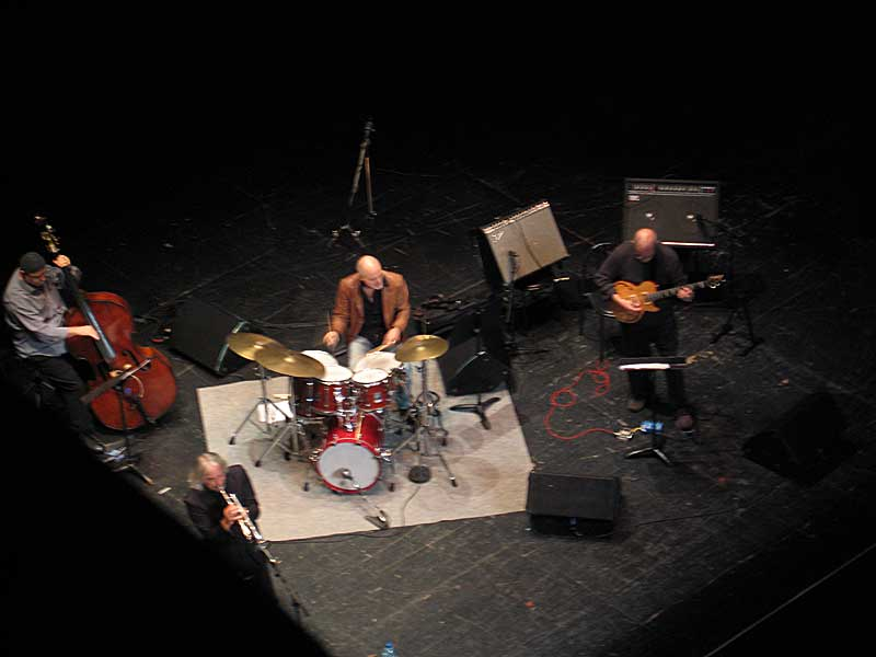 John Abercrombie Internationales de la Guitare, Montpellier, 2006